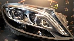 Mercedes Benz S-class W222 2013+ priekšējais labais lukturis