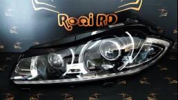 Jaguar XF XFR Xfr-s (2012-2015) CX2313W030BE priekšējais kreisais lukturis