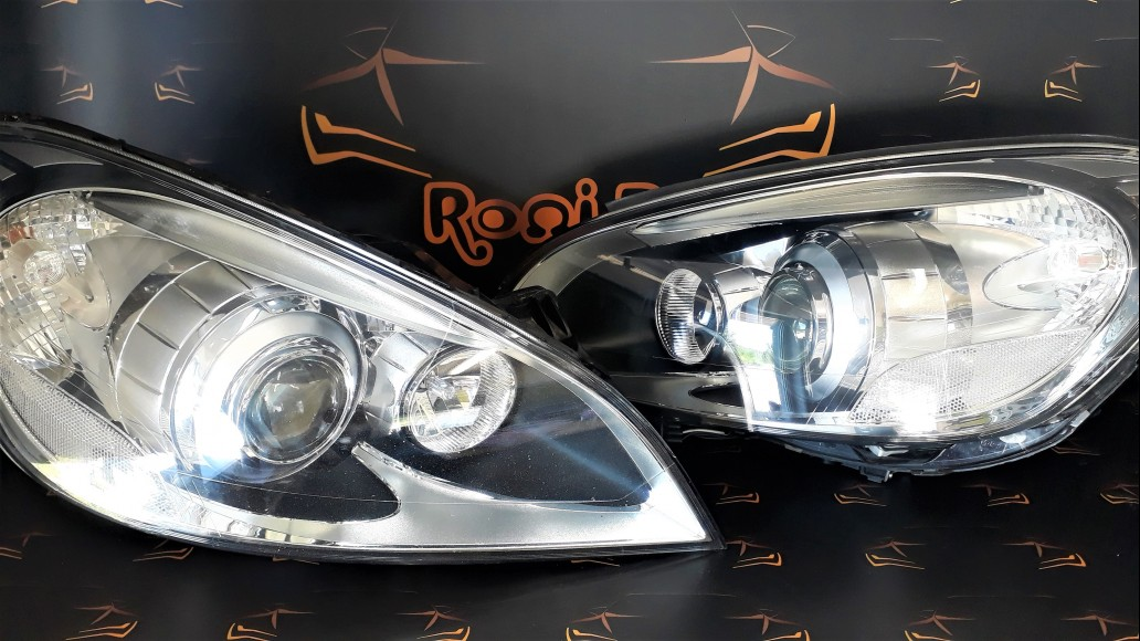 Volvo S60 V60 (2010-2013) 31299991 31299990 headlights
