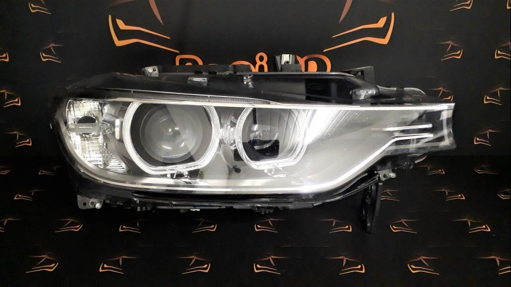BMW 3 F30 F31 F80 2011+ 63117259526 priekšējais labais lukturis