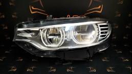 BMW 4 F32 F33 F36 F82 2013+ 7399109-02 priekšējais kreisais lukturis