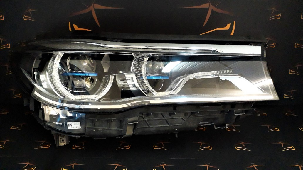 BMW 7 G11 G12 2015+ Laserlight 734911404 right headlight