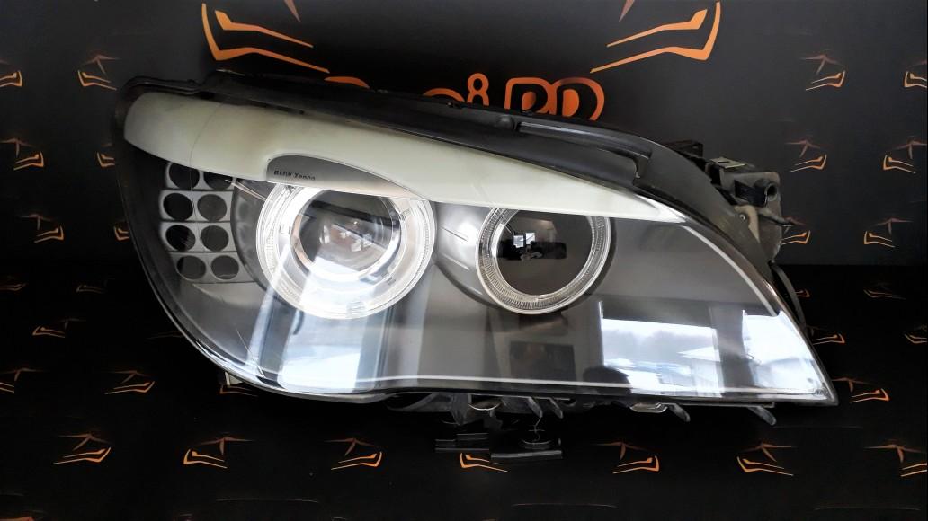BMW 7 F01 F02 F03 F04 (2009–2013) 63117225230 priekšējais labais lukturis