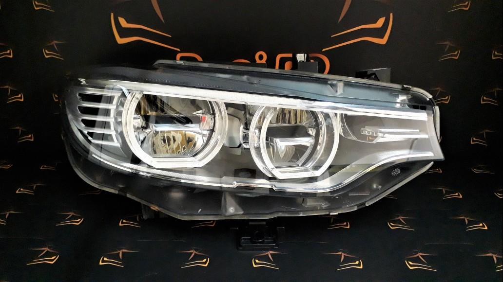 BMW 4 F32 F33 2013+ 7408484-01 priekšējais labais lukturis