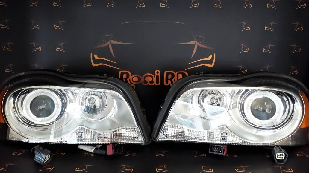 Volvo XC90 (2002-2015) 31290893 31290892 priekšējie lukturi