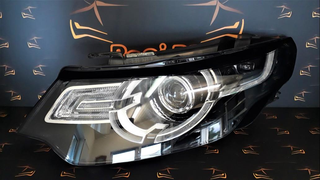 Land Rover Discovery Sport L550 2015+ FK7213W030 priekšējais kreisais lukturis