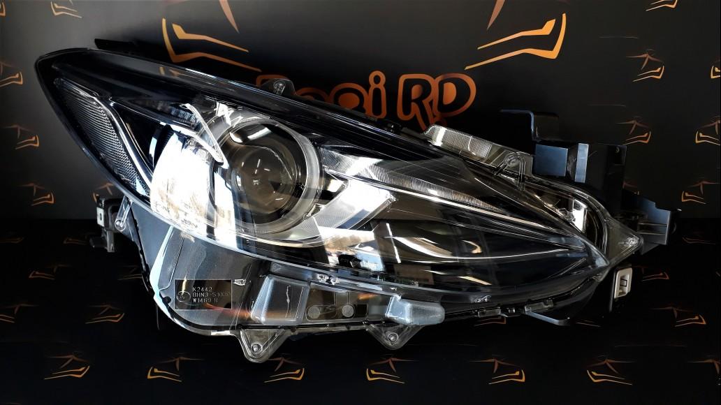 Mazda 3 2013+ BHR251030 priekšējais labais lukturis