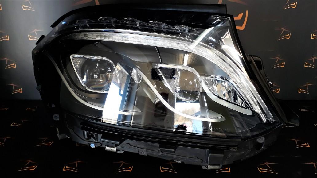 Mercedes Benz MB GL-class X166 2012+ A1669062803 right headlight