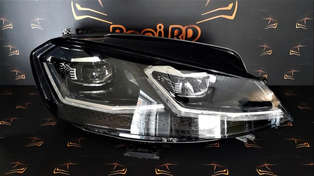 Volkswagen VW Golf 7 facelift 5G1941036 right headlight