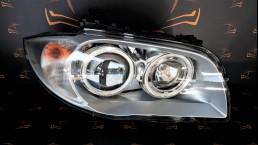 BMW 1 E87 (2004–2007) right headlight