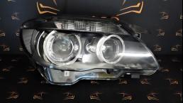 BMW 7 E65 E66 (2005–2007) 6937232 priekšējais labais lukturis