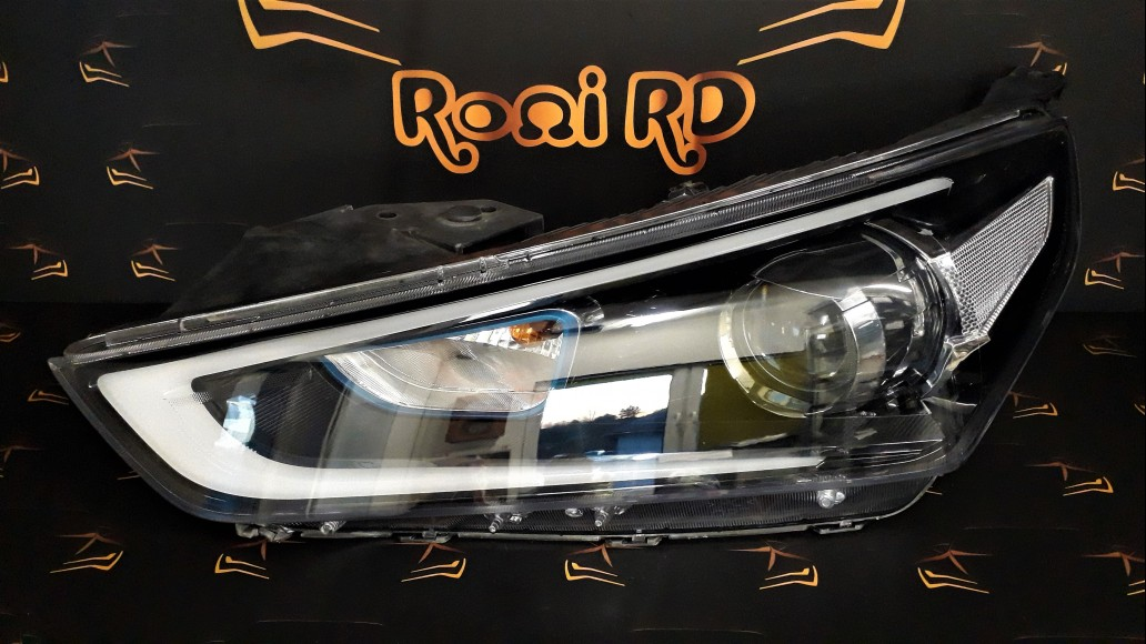 Hyundai Ioniq (2016-2019) 92101G2 92101-G2 priekšējais kreisais lukturis