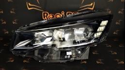 Peugeot 508 2015+ 9807241780 left headlight