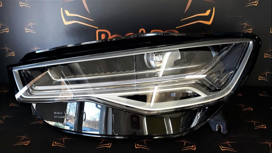 Audi A6 C7 RS6 facelift (2015-2017) 4G0941035 left headlight