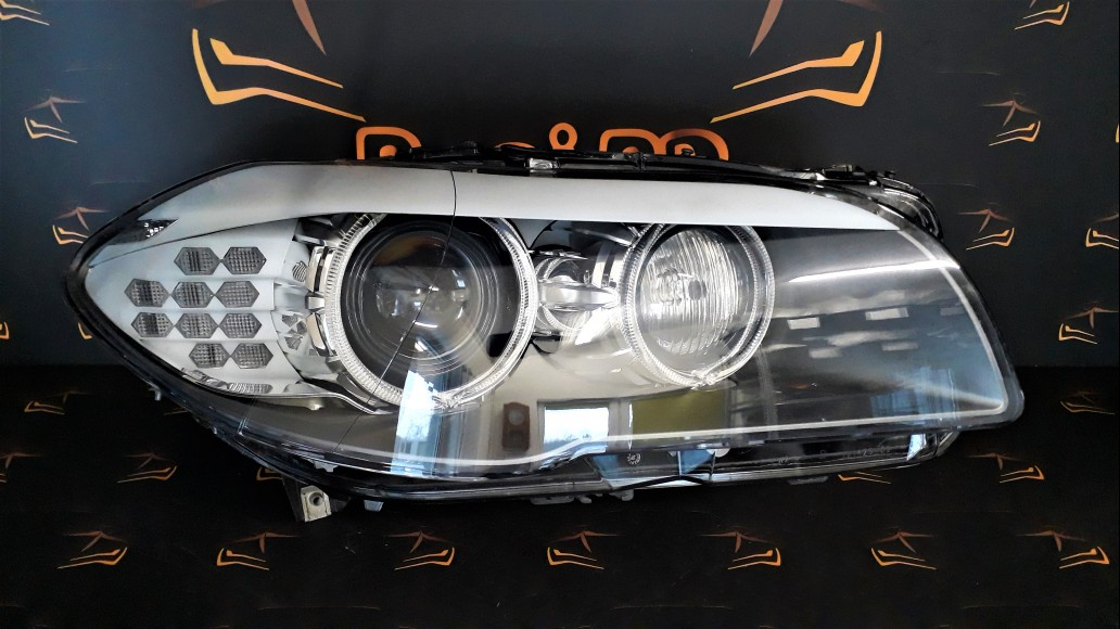 BMW 5 F10 (2011–2017) 1ZS010131-42/AH 720325209 right headlight