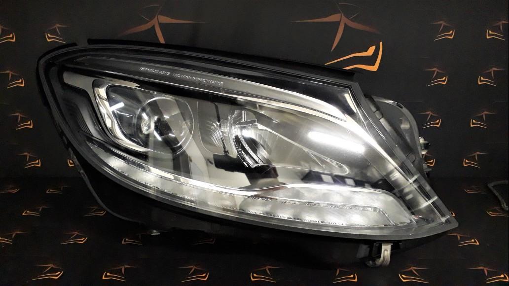 Mercedes Benz MB S-class W222 (2013-2017) A2229060503 right headlight