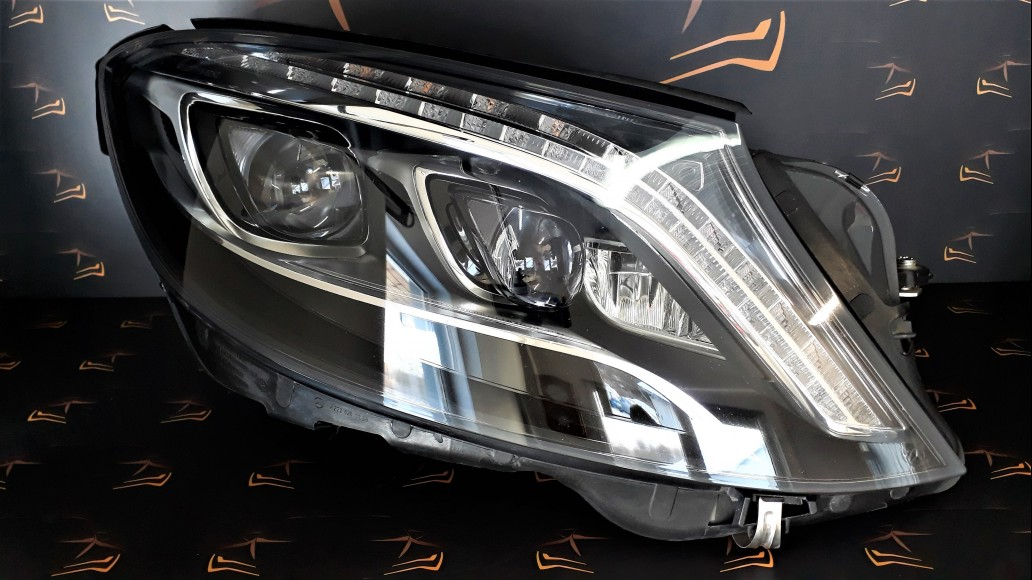 Mercedes Benz MB S-class W222 2013+ A2229060802 right headlight