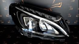 Mercedes Benz MB C-Class W205 2014+ A2059062604 priekšējais labais lukturis