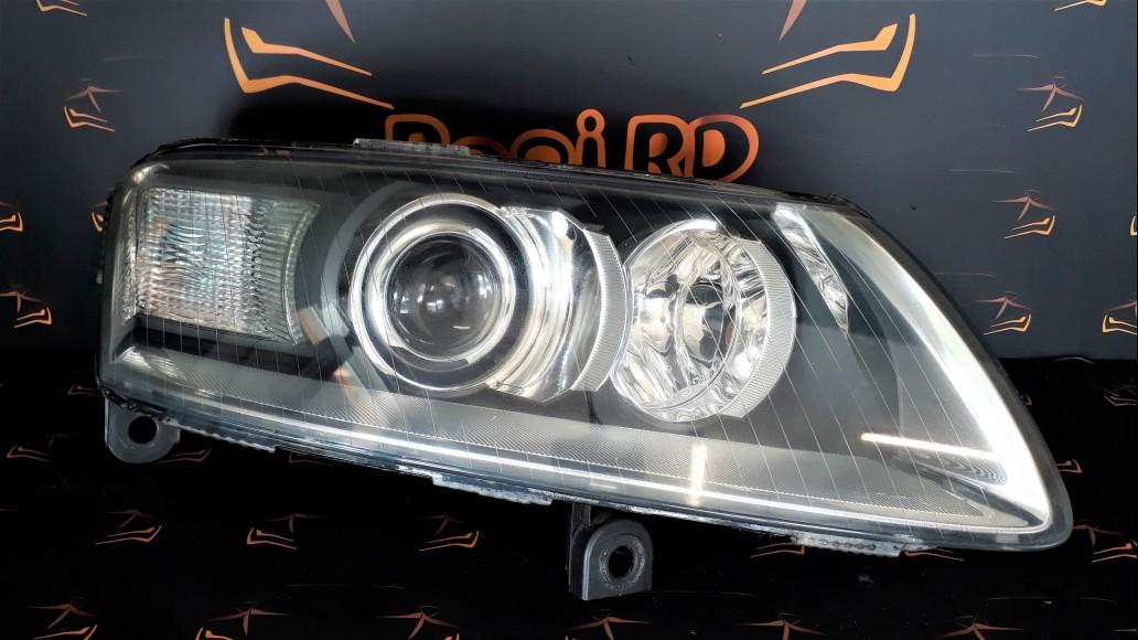 Audi A6 C6 4F (2006-2008) right headlight