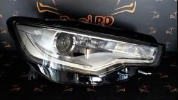 Audi A6 S6 C7 (2012-2015) 4G0941044C priekšējais labais lukturis