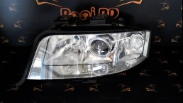 Audi A6 C5 (2001-2004) left headlight