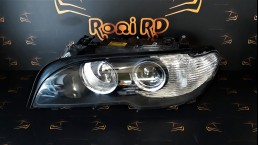 BMW 3 E46 Coupe Cabrio (2003-2007) 6920589 0301209275 left headlight