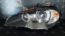 BMW X5 E70 (2007–2013) 7158929 priekšējais kreisais lukturis