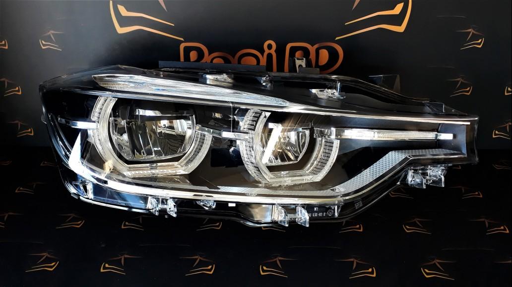 BMW 3 F30 2015+ 721480602 priekšējais labais lukturis