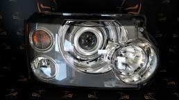 Land Rover Range Rover Vogue 3 (2002-2009) AFS XBC501382LPO priekšējais labais lukturis
