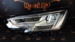 Audi A4 B9 Typ 8W 2016+ priekšējais kreisais lukturis