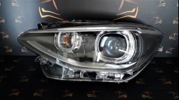 BMW 1 F20 F21 2011+ 722967710 priekšējais kreisais lukturis