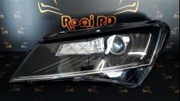 Škoda SuperB 3 B8 2015+ 3V1941015A priekšējais kreisais lukturis