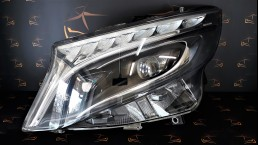 Mercedes Benz MB V-class VITO W447 2014+ A4479064600 priekšējais kreisais lukturis