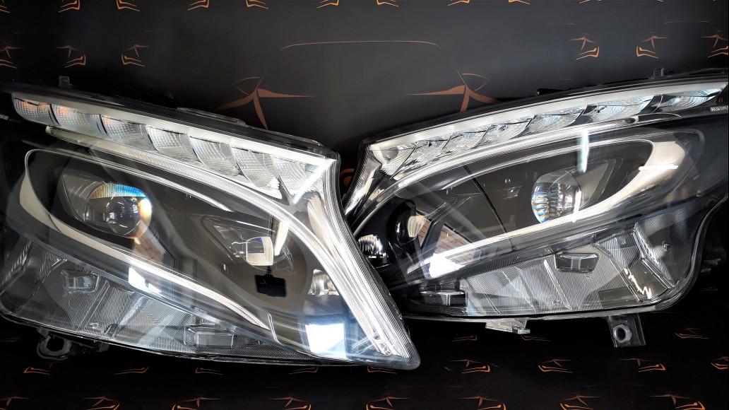 Mercedes Benz MB V-class VITO W447 2014+ A4479064700 A4479064600 передние фары