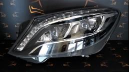 Mercedes Benz MB S-class W222 2013+ A2229060702 priekšējais kreisais lukturis