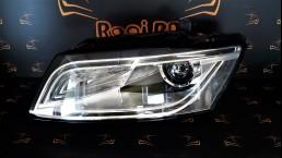 Audi Q5 8R Facelift 2013+ 8R0941031C priekšējais kreisais lukturis