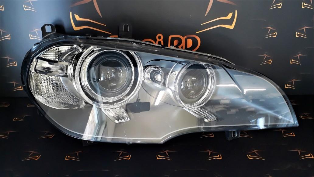 BMW X5 E70 facelift (2010–2013) Dynamic 7221896 priekšējais labais lukturis