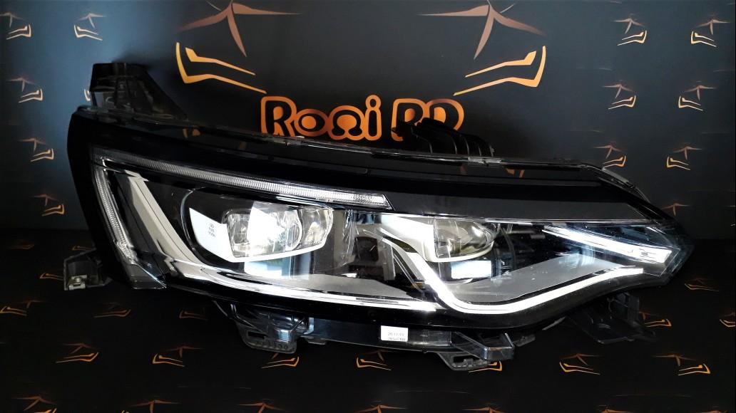 Renault Talisman 2016+ LED 260100184R передняя правая фара