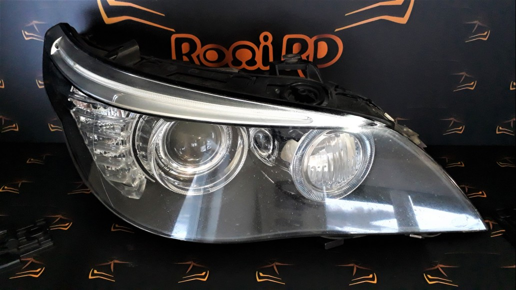 BMW 5 E60 E61 facelift (2007-2010) 704467205 right headlight