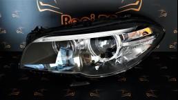 BMW 5 F10 F11 facelift (2014-2016) 731713110 priekšējais kreisais lukturis