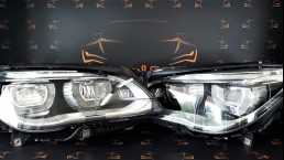 BMW 7 F01 F02 F03 facelift 736122107 737967803 (2008–2016) headlights