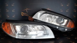 Volvo XC70, S80, V70 (2007-2013) 31283915 31283916 priekšējie lukturi