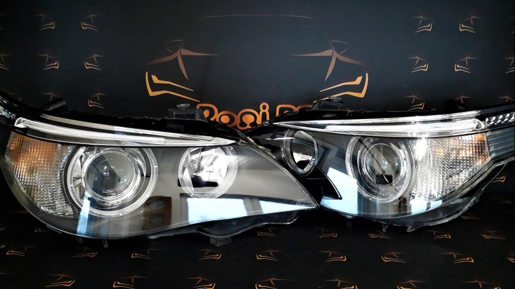 BMW 5 E60 E61 Dynamic Xenon (2003-2007) headlights