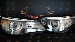 BMW 5 E60 E61 Dynamic Xenon (2003-2007) передние фары