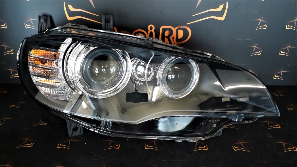 BMW X6 E71 2008+ 7287014 right headlight