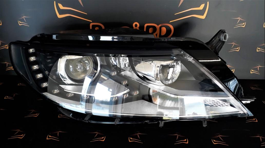 Volkswagen VW Passat CC (2012-2017) 3C8941034H priekšējais labais lukturis