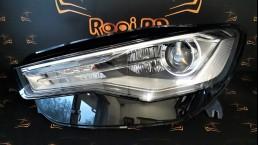 Audi A6 S6 C7 facelift Bi-Xenon (2015-2017) 4G0941005F priekšējais kreisais lukturis