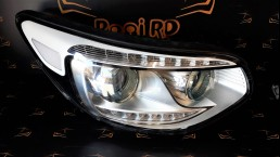 Kia Soul (2015-2017) 92102E4 92102-E4 right headlight