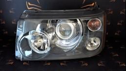 Land Rover Range Rover Sport L320 (2005-2009) XBC501793LZN priekšējais kreisais lukturis