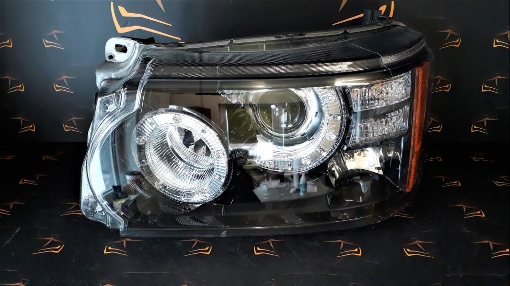 Land Rover Range Rover Sport L320 facelift (2009-2012) CH3213W030BA priekšējais kreisais lukturis
